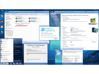 Comparison of Windows 7 Home and Pro