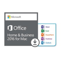 Ключ Microsoft Office 2016 Home and Business для Mac(профессиональный плюс)