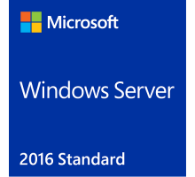 License+Sticker(photo) Windows Server 2016 Standard