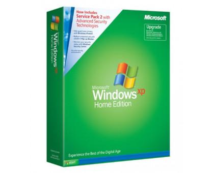 Ключ Windows XP Home Edition(Домашняя версия)