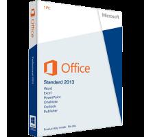 Ключ Microsoft Office 2013 Standart (Стандартный) на 2ПК