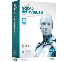License ESET NOD32 Antivirus 1 PC 1 year