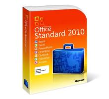 Ключ Microsoft Office 2010 Standart (Стандартный) на 3ПК