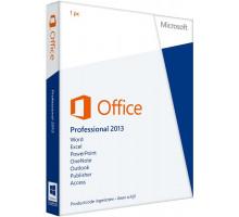 Ключ Microsoft Office 2013 Pro (профессиональный плюс) на 3ПК