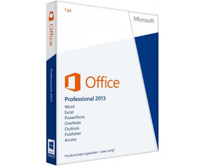 License Key Microsoft Office 2013 Pro 5PC