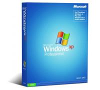 Ключ Windows XP Professional(Профессиональная)