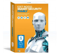 Лицензия ESET NOD32 Smart Security Family