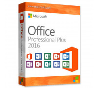Ключ Microsoft Office 2016 Professional Plus для Mac(профессиональный плюс)