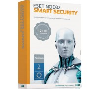 Лицензия ESET NOD32 Smart Security 5ПК 1 год