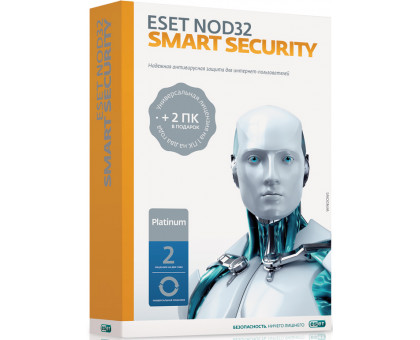 Лицензия ESET NOD32 Smart Security 1 ПК