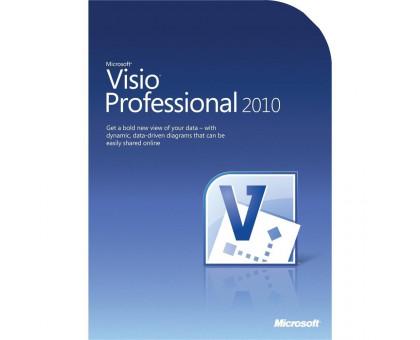 Ключ Microsoft Visio Professional 2010