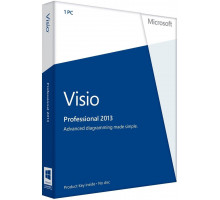 Ключ Microsoft Visio Professional 2013