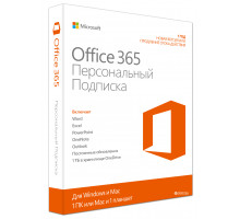Microsoft Office 365 пожизненная Лицензия - 5 пользователей для Windows, Mac и мобильных