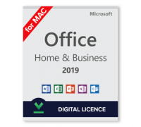 License Key Microsoft Office 2019 Home and Business s for Mac