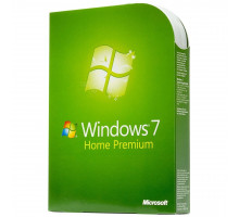 Ключ Windows 7 Home Premium(Домашняя расширенная)