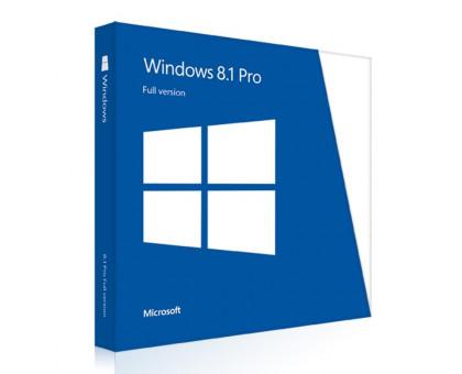 Ключ Windows 8.1 Professional(Профессиональная) на 3ПК